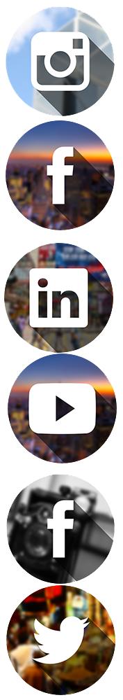 Social-City-Icons